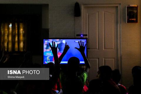 گزارش تصویری| شهرآورد در کنار فرزندان بهزیستی
