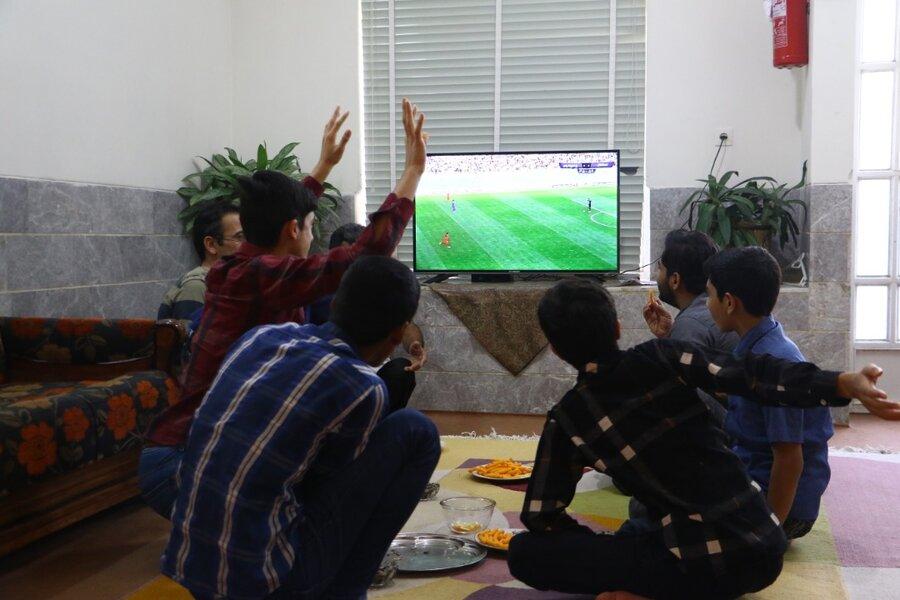 گزارش تصویری | شهرآورد پایتخت در کنار فرزندان بهزیستی استان یزد