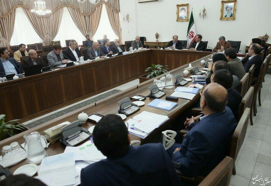 اولین جلسه کمیته هماهنگی و نظارت بر اجرای قانون حمایت از حقوق افراد دارای معلولیت