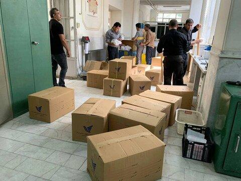 گزارش تصویری | مشارکت مراکز خیریه بهزیستی یزد در پویش مهر