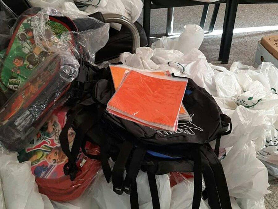 مشارکت مراکز خیریه بهزیستی یزد در پویش مهر