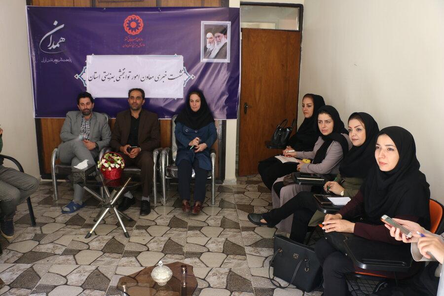 گزارش تصویری| تور خبری بازدید از مراکز روزانه آموزشی توانبخشی سالمندان