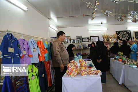 ۲۴۰ مددجوی بهزیستی تهران در طرح گلریزان اشتغال شاغل میشوند