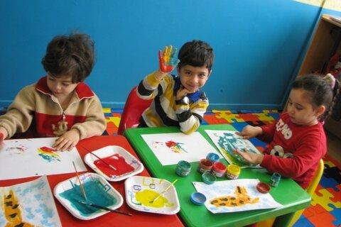آموزش و نگهداری 12 هزار کودک در 320 مهد کودک استان یزد