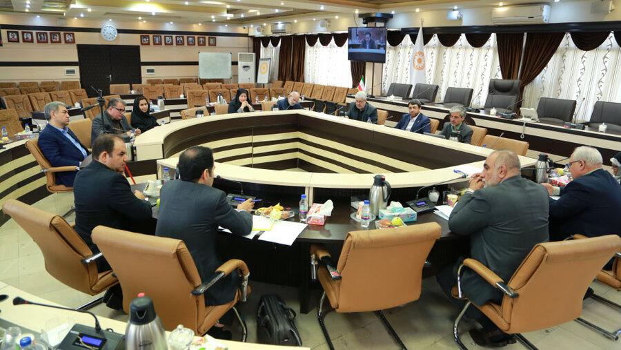 گزارش تصویری| ششمین کمیته کشوری مراکز ماده ۱۶ (معتادان متجاهر)