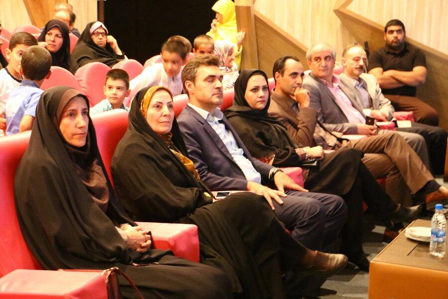گزارش تصویری   مراسم گرامیداشت روز جهانی ناشنوایان استان یزد