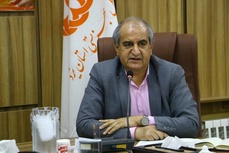 شهرستان تفت با 18.8 درصد نرخ سالمندی، پیرترین شهر استان است