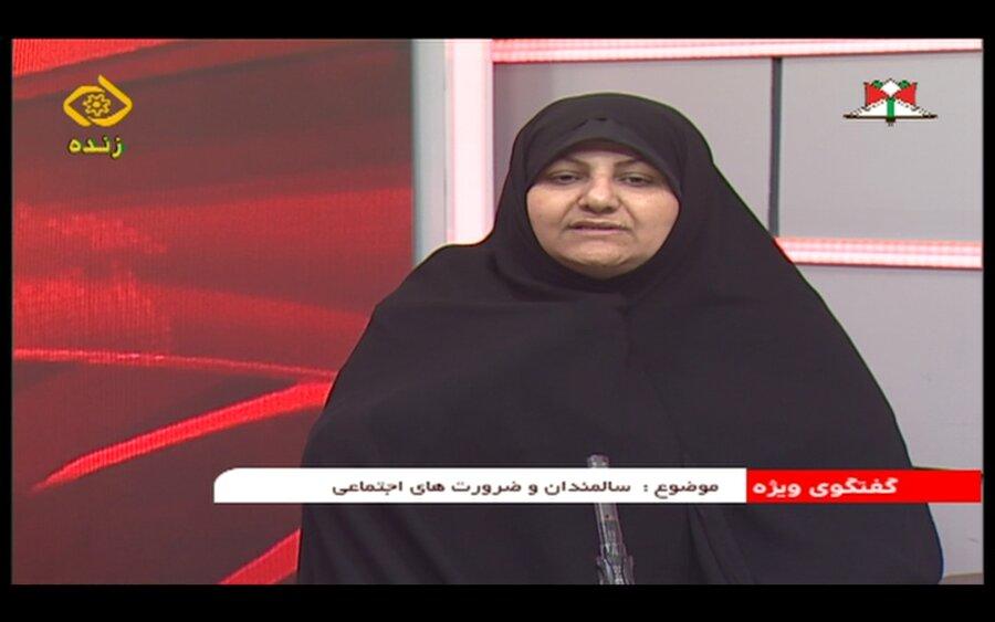 دکتر امینی مدیر کل بهزیستی استان مرکزی در برنامه زنده گفتگو ویژه خبری حضور یافت
