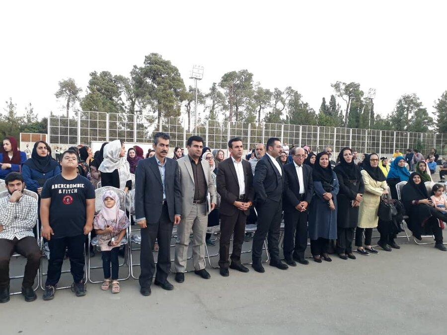 گردهمایی بزرگ  ناشنوایان در شیراز