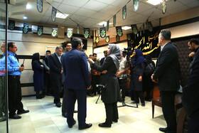 پخش گزارش خبری تقدیر از برگزیدگان کنکور در شبکه بین المللی خبر