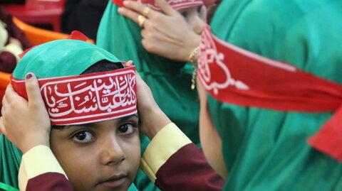 همایش سه ساله های حسینی در گرگان برگزار شد