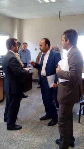 بهارستان  تیم بازرسی ستاد صیانت از حقوق شهروندی فرمانداری بهزیستی بهارستان