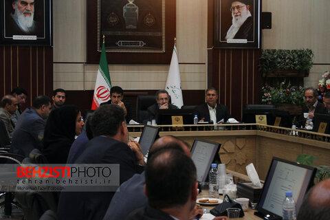 گزارش تصویری| جلسه کمیته مناسب سازی استان تهران