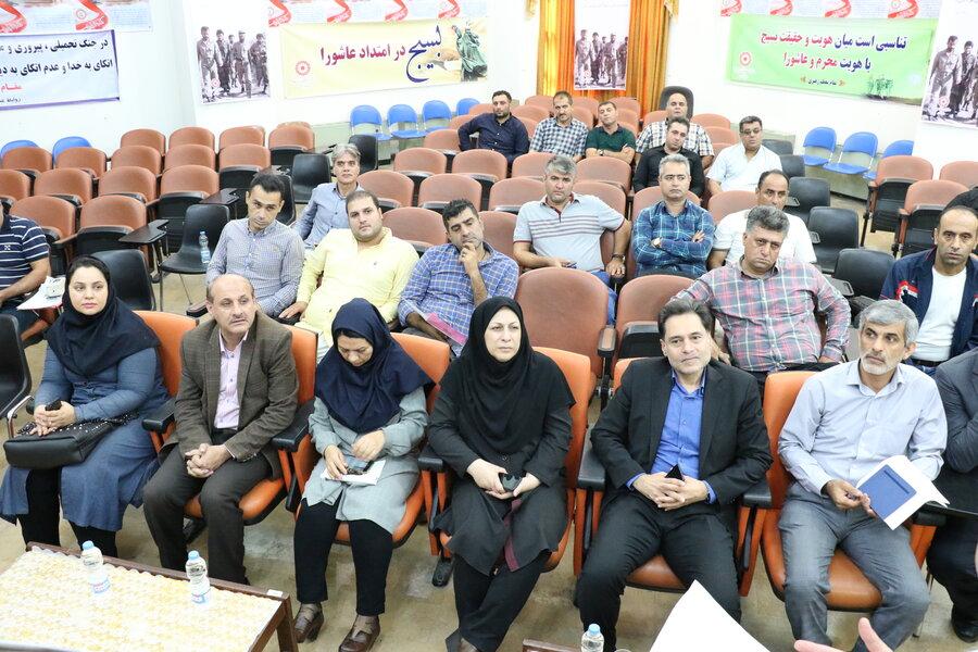 برگزاری انتخابات کانون مراکز اقامتی میان مدت