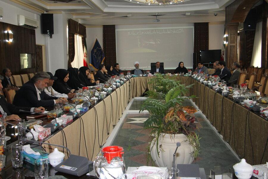 تهران   شورای مشارکتهای شهر تهران در فرمانداری برگزار شد