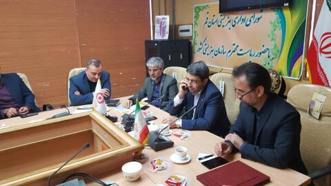 تقدیر رئیس سازمان بهزیستی کشور از آمادگی اورژانس اجتماعی استان قم