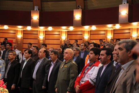 گزارش تصویری | کسب رتبه برتر بهزیستی استان البرز در امر خدمت رسانی به سیل زدگان