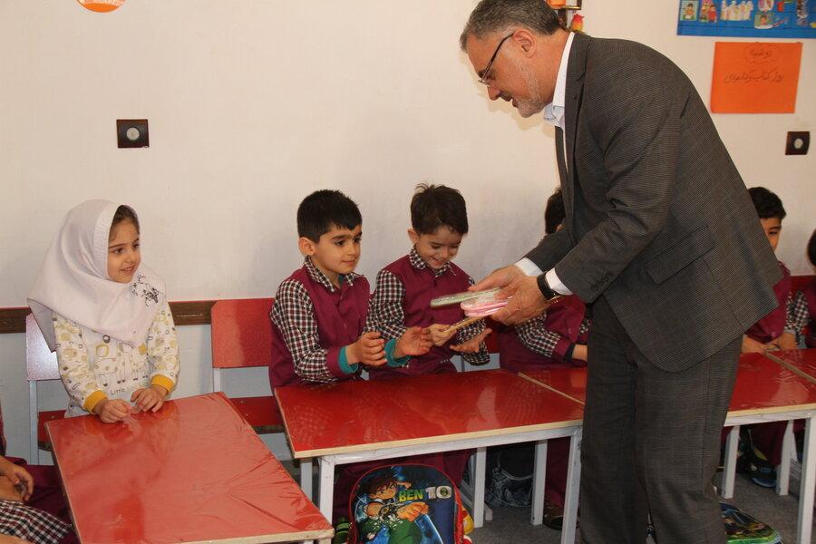 گرامیداشت هفته ملی کودک