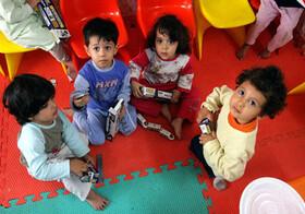 آشنایی کودکان با اورژانس اجتماعی با اجرای طرح «همیار ١٢٣» در مهدها