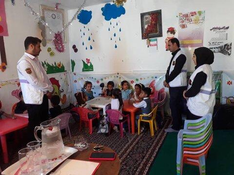 باوی| مراسم روز ملی روستا و عشایر در روستا مهد ستایش برگزار شد