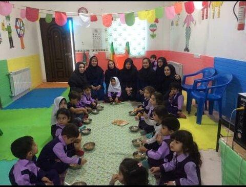 مدیر کل بهزیستی گلستان از اجرای طرح یک وعده غذای گرم در ۱۲۲ مهدکودک روستایی و حاشیه خبر داد