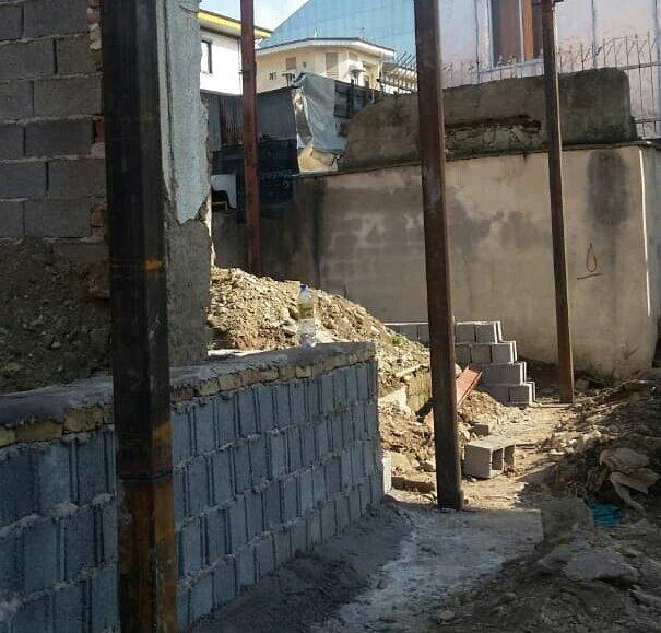 بازدید از پروژه در حال ساخت خانه اتیسم گیلان