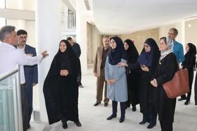 گزارش تصویری| بازدید معاون توانبخشی سازمان بهزیستی کشور از سرای بزرگان طوبی اصفهان