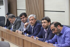 گزارش تصویری|نشست رییس سازمان بهزیستی کشور با نمایندگان سازمان های مردم نهاد استان فارس