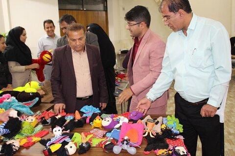 برگزاری دوره ده روزه نمایش عروسکی در بهزیستی یاسوج