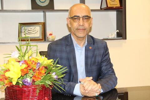 پیام تبریک مدیر کل به مناسبت هفته نابینایان
