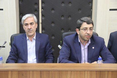 شورای اداری بهزیستی استان فارس با حضور رییس سازمان بهزیستی