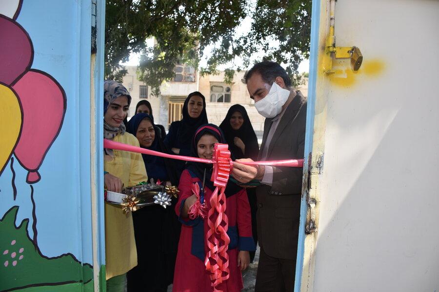 آغاز توزیع یک وعده غذای گرم در مهدهای کودک مناطق محروم و حاشیه نشین استان کرمانشاه