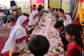 افتتاح طرح یک وعده غذای گرم در مهدکودک های روستایی و محروم آذربایجان غربی