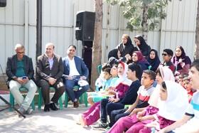 برگزاری همایش کودکان در پارک مادر کرمان
