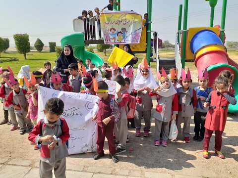شوشتر روز جهانی کودک