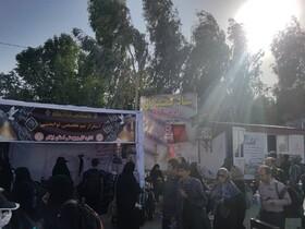 ساماندهی ۱۴۰ زائر گمشده در مهران توسط سازمان بهزیستی