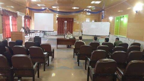 آموزش آسیبهای فضای مجازی ومسائل امنیتی به کارکنان بهزیستی گلستان