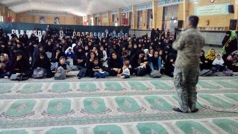 همایش سه ساله های حسینی در مصلای فردیس برگزار شد