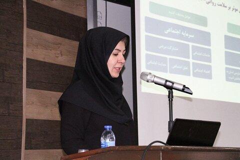 گزارش تصویری |آیین اختتامیه برنامه مشارکت اجتماعی نوجوانان ایران در جهت ارتقای سلامت اجتماعی (مانا)