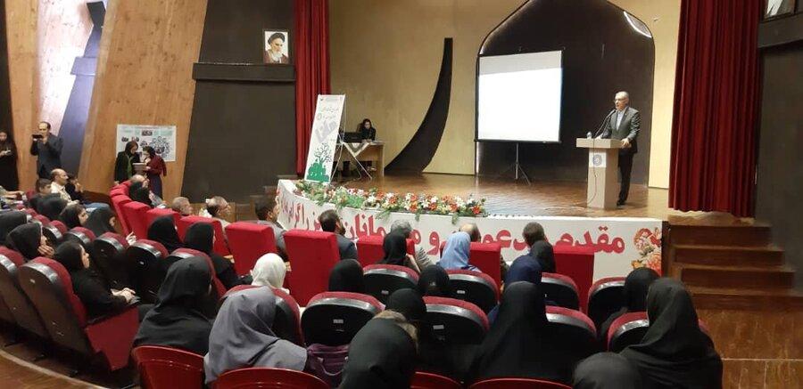 گزارش تصویری ا آیین اختتامیه برنامه مشارکت اجتماعی نوجوانان ایران (مانا)