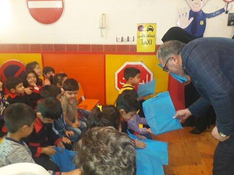 مبارکه| گرامی داشت روز جهانی کودک در مراکز تحت پوشش بهزیستی