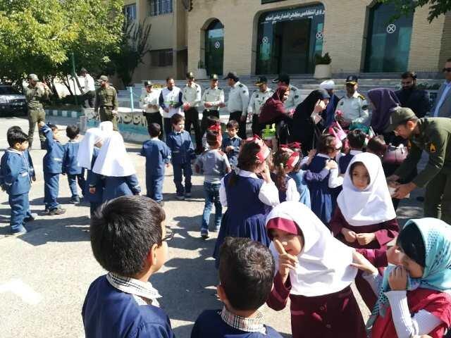 خوانسار| گزارش تصویری | کودکان سرشار از مهربانی و محبت