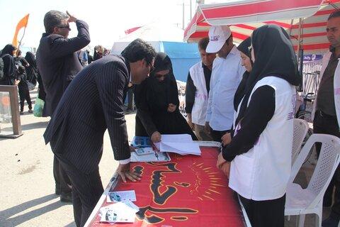 گزارش تصویری مرز مهران