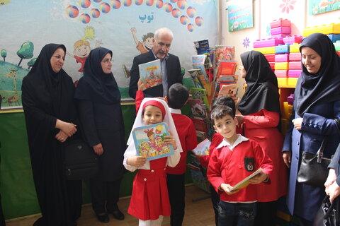 """""""دوشنبههای کتابخوانی"""" در مهدهای کودک استان بوشهر اجرا می شود"""