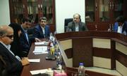 گزارش تصویری ا نشست صمیمی وزیر رفاه با نابینایان نخبه