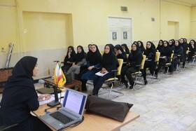 برگزاری کارگاه  آموزشی اورژانس اجتماعی در خراسان شمالی