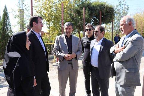 بازدید مدیرکل امور اجتماعی استانداری آذربایجان غربی از مرکز ترک اعتیاد ماده ۱۶