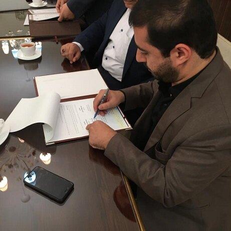 امضای تفاهم نامه بین بهزیستی و منطقه آزاد قشم