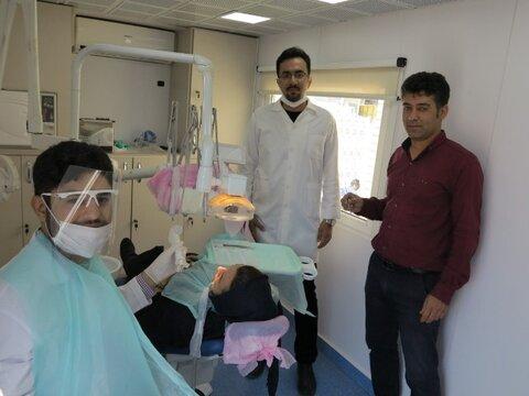 کاشان| خبرخوب، خدمات سطح یک دندانپزشکی رایگان برای توانخواهان مراکز توانبخشی تحت نظارت بهزیستی