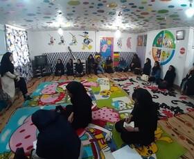 برگزاری کارگاه آموزشی نقش بازی در رشد و تکامل کودکان در دیواندره